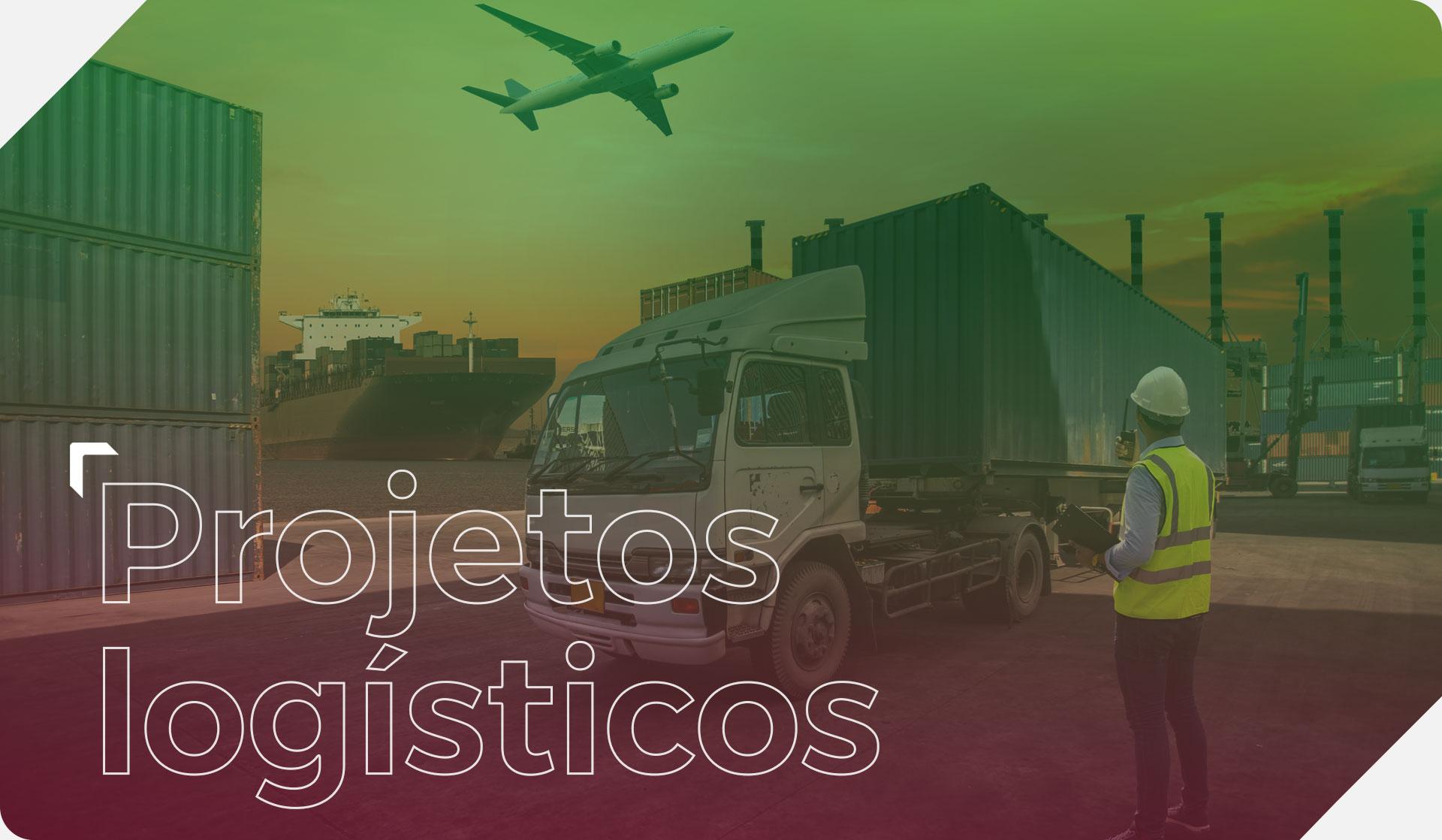 Projetos logísticos PM Logística